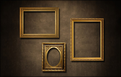 Continental wall picture frame material-2