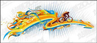 Trend of cycling element vector material